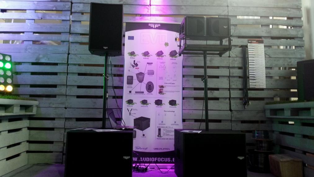 Technologу Group Украинская Музыкальная Ярмарка 2013