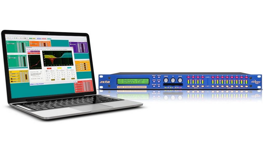 Новая версия AudioCore V8.88 от XTA Electronics