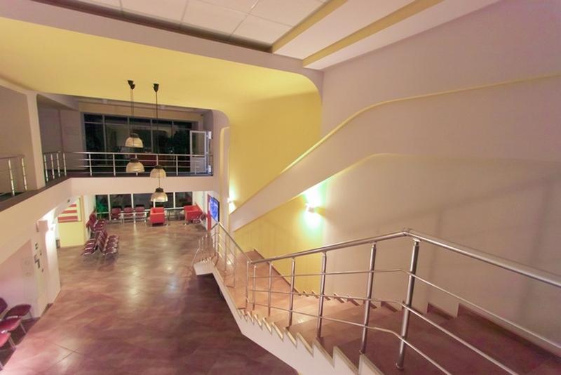 Академия спорта, Одесса