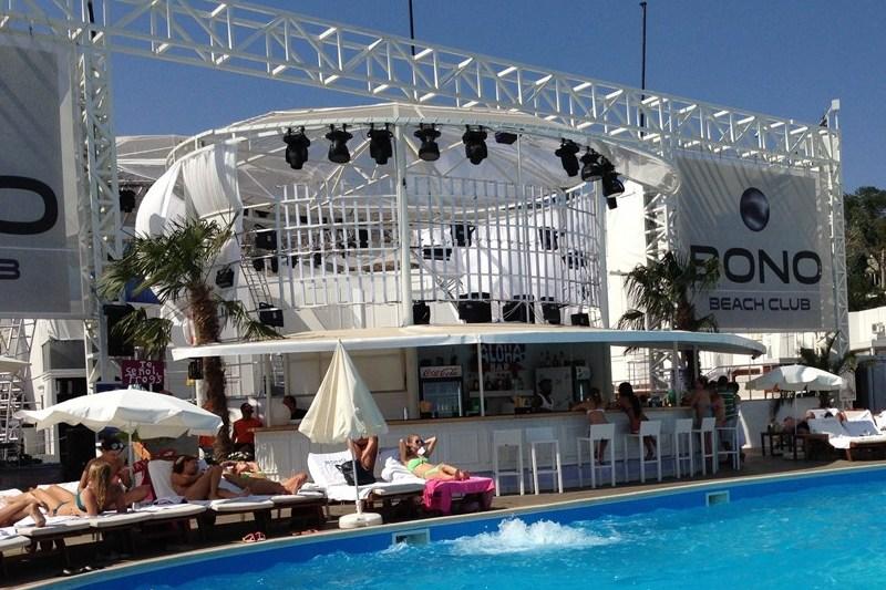 Bono Beach Club, Одесса