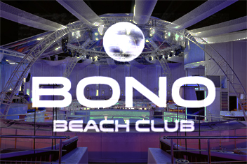 Bono Beach Club, Одесса логотип