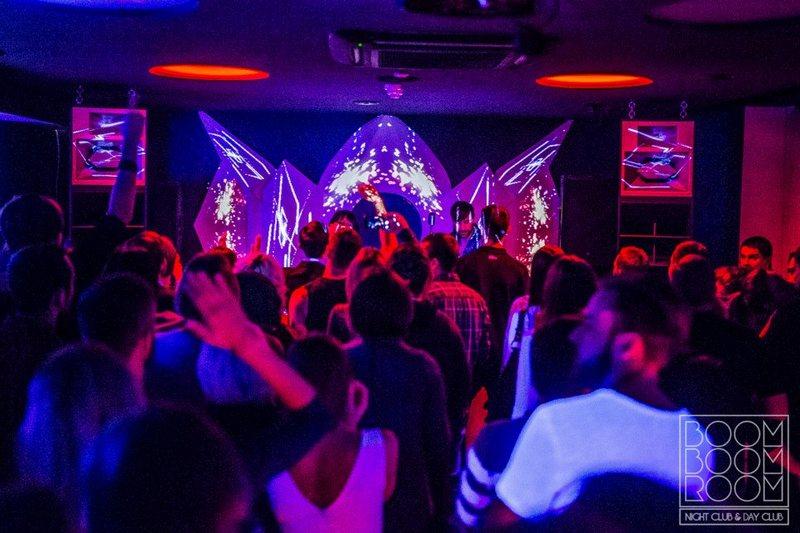Ночной клуб Boom Boom Room, Киев