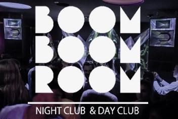 Ночной клуб Boom Boom Room, Киев логотип