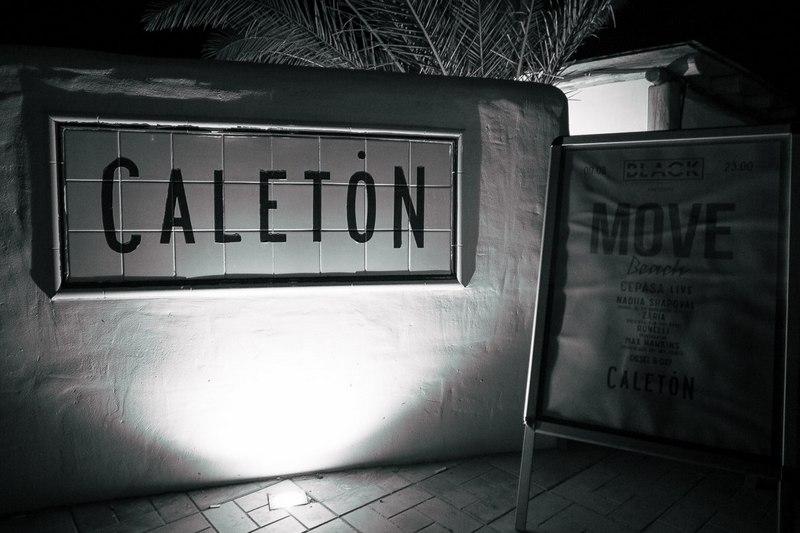 Ночной клуб Caleton, Одесса