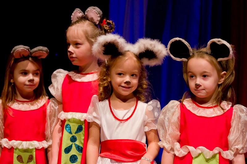 Детская театральная школа, Одесса