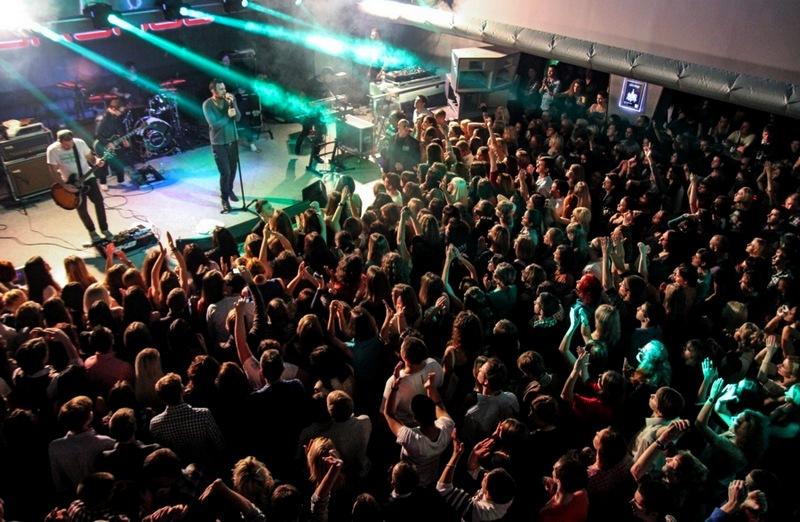 Ночной клуб Forsage, Киев