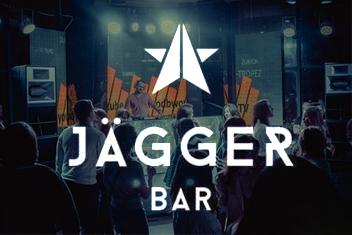 Ночной клуб Jagger Bar, Одесса логотип