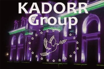 Отель Kadorr Group, Одесса логотип