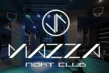 Ночной клуб Mazza, Николаев логотип