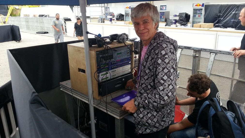 Space, Ибица с Funktion One, MC² Audio и XTA Electronics