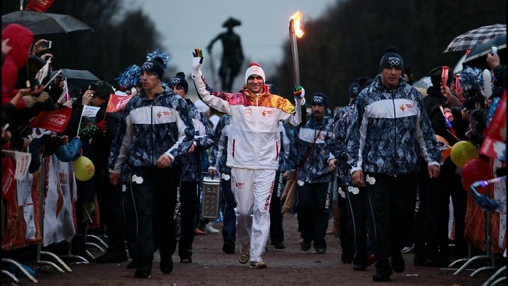 Quadro 24 от Red Lighting на Олимпийских Играх 2014