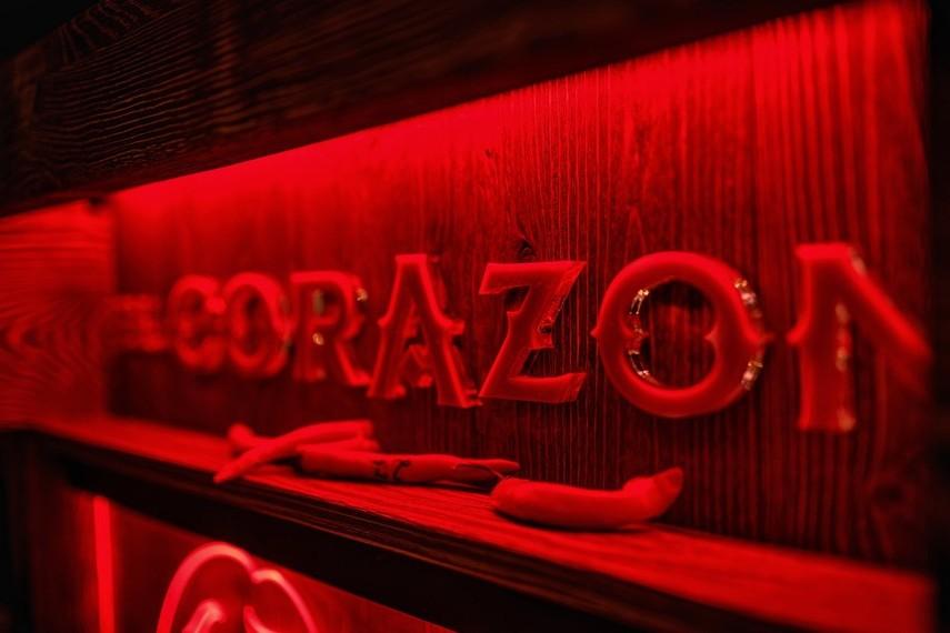 Ресторан El Corazon, Одесса