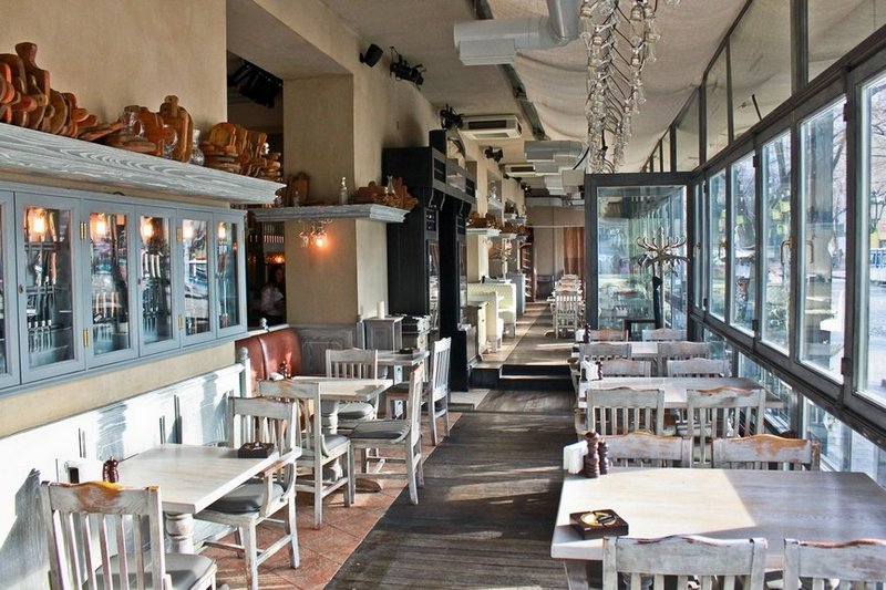 Ресторан Steak House, корпорация Реста, Одесса