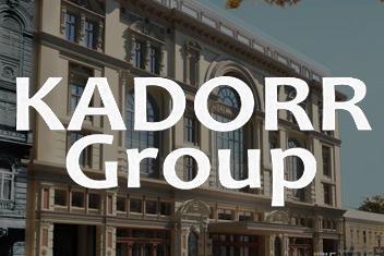 Торговый центр Кадорр Груп, Одесса логотип