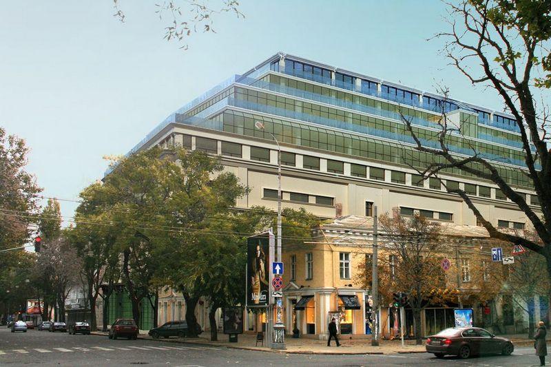 Торгово-развлекательный комплекс Kadorr Group, Одесса