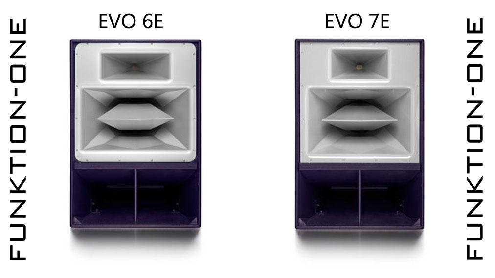 Evolution – новая серия акустических систем от Funktion One