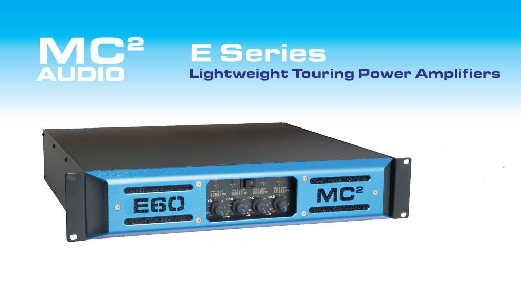 Усилитель E60 от MC2 Audio