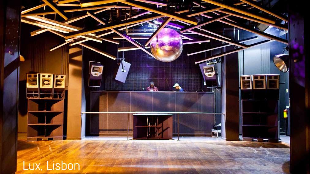 Звук Funktion One в лучших клубах мира