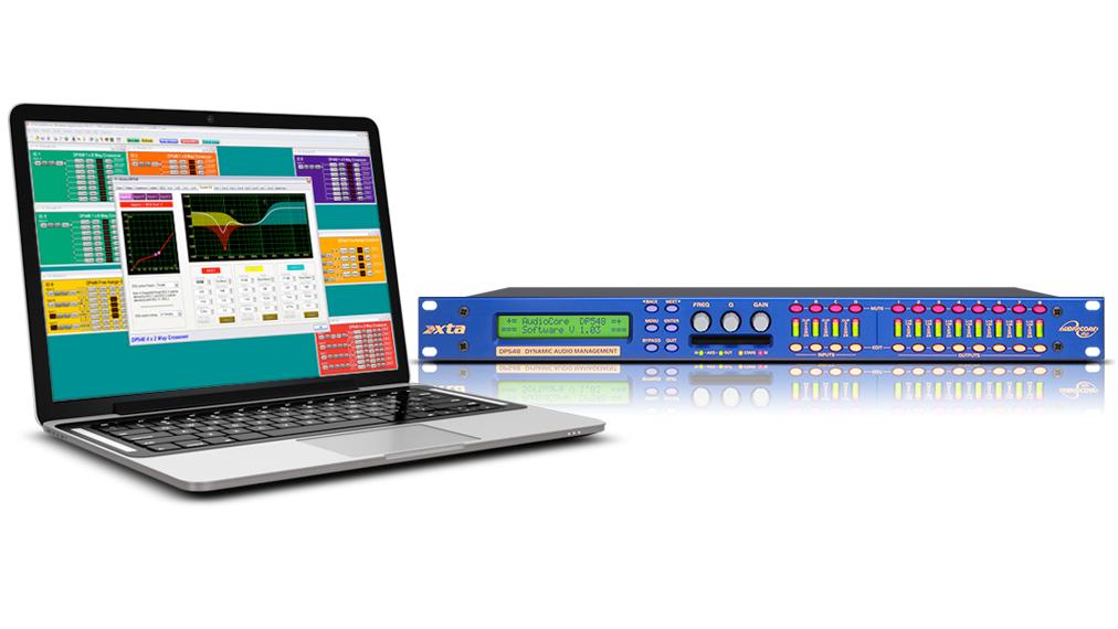 XTA Electronics AudioCore