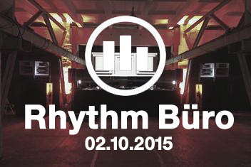 Rhythm Büro: Eric Cloutier, Woo York @ secret place