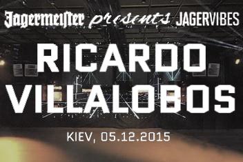 Jagervibes Ricardo Villalobos Funktion One Kiev