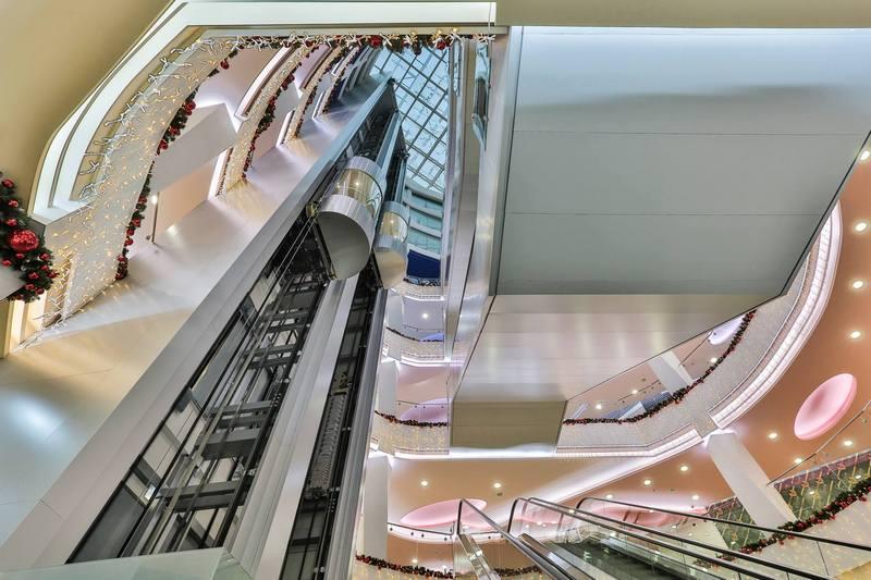 Торговый центр Кадорр
