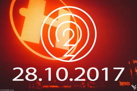 22:22 presents Hospitality Ukraine 2017 (28.10.2017)
