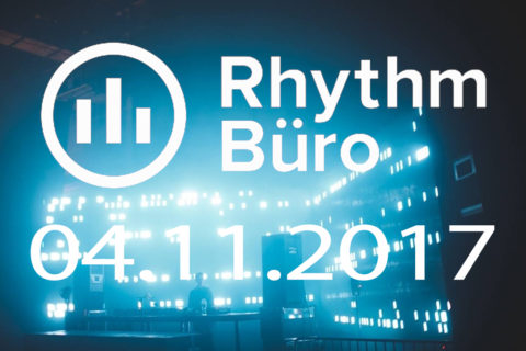 Rhythm Büro: Stroboscopic Artefacts (4.11.2017)