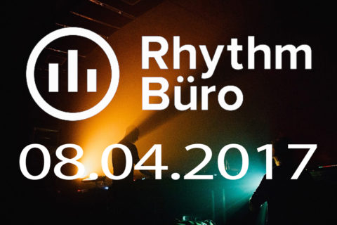 Rhythm Büro 2 years (8.04.2017)