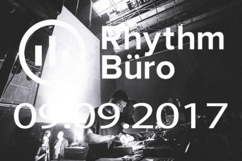 Rhythm Büro @ Bassiani Label Night (9.09.2017)
