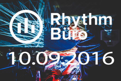 Rhythm Büro — Northern Electronics @ 10.09.2016
